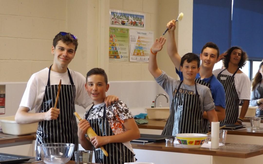 #CookingGoals